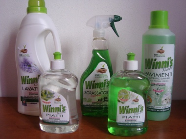 Prodotti Winni's Naturel