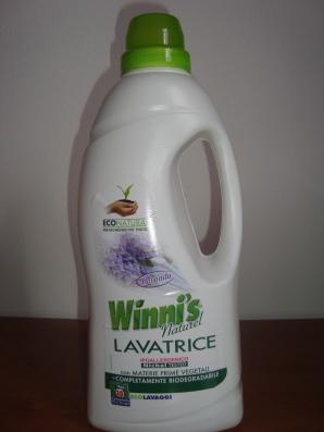 Detersivo per bucato in lavatrice concentrato alla lavanda