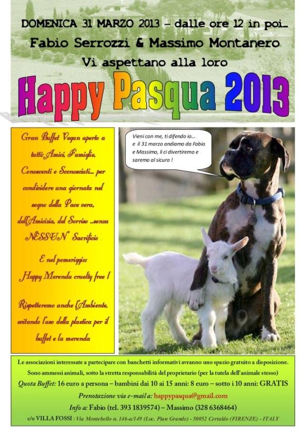 happy pasqua
