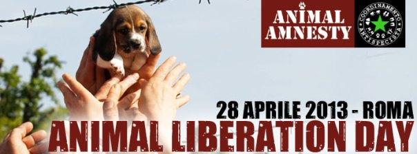 animal liberation day