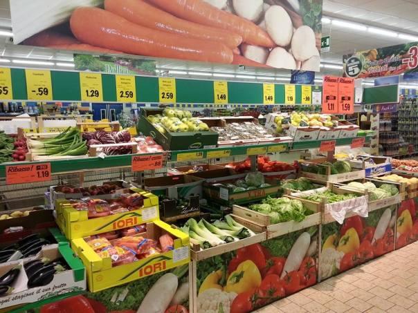 reparto verdura