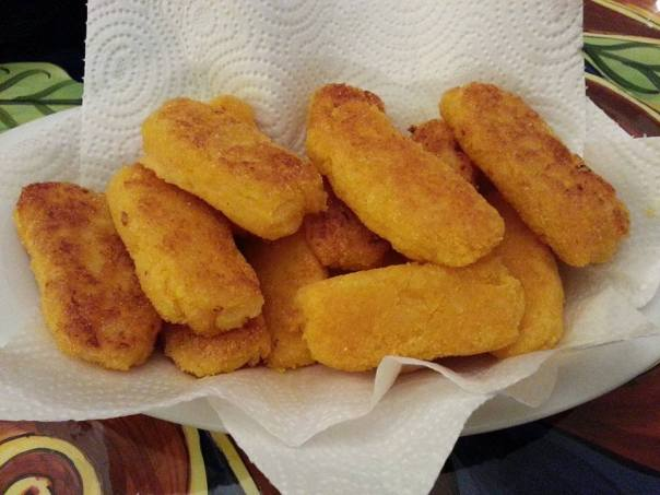 crocchette patate e zucca