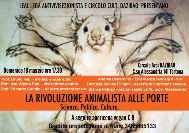 la rivoluzione animalista alle porte