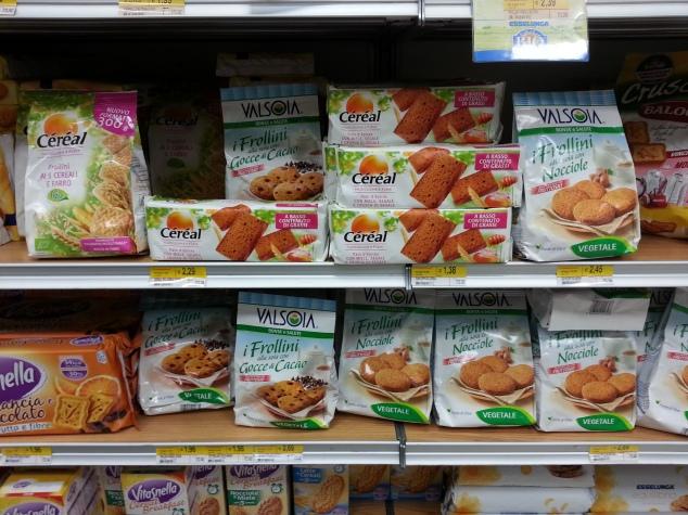 °° Guida agli Acquisti Vegan nei Supermercati ESSELUNGA °°