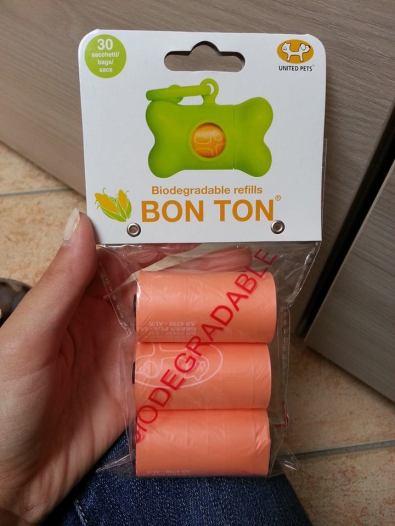 Sacchetti Biodegradabili Bon Ton