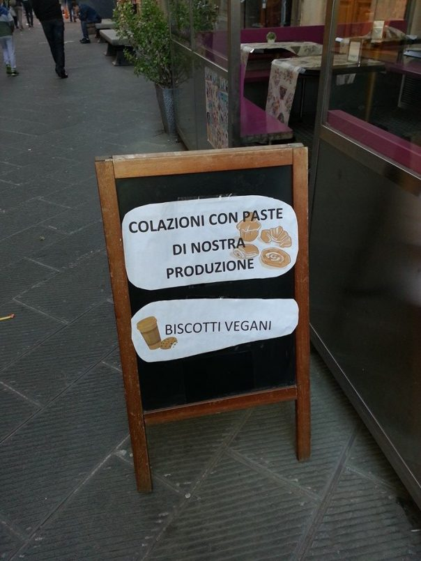 Biscotti Vegan ZestCafè