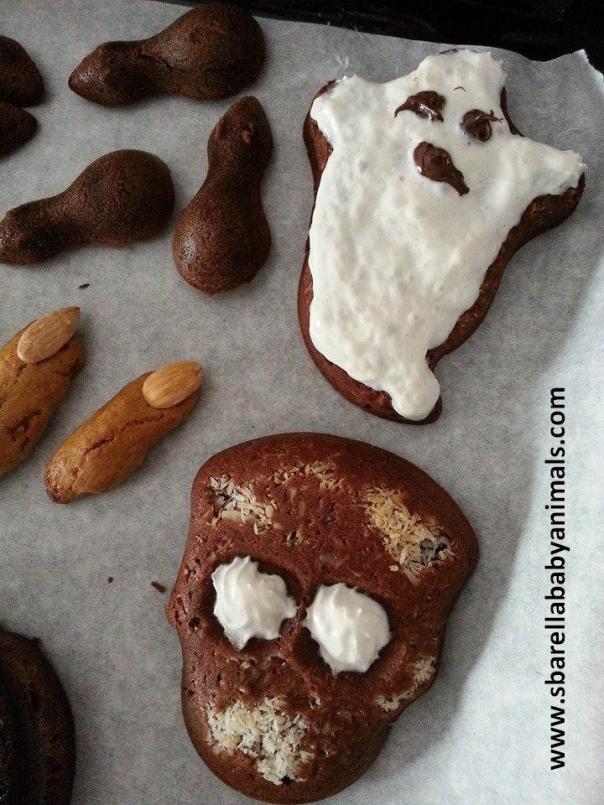 dolcetti di halloween sbarellababyanimals