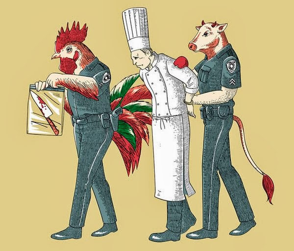 poliziavegana