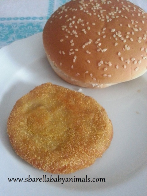 burger di fagioli