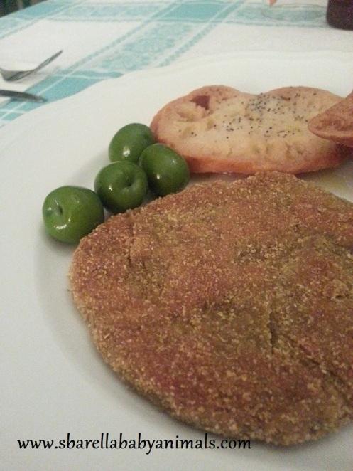 burger di lenticchie