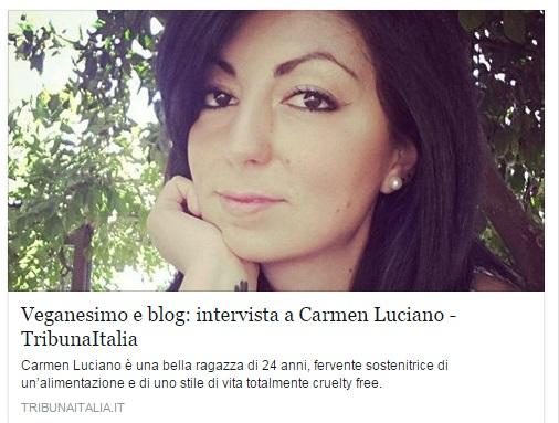 intervista Tribuna Italia