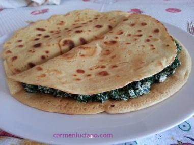 ricotta e spinaci 1
