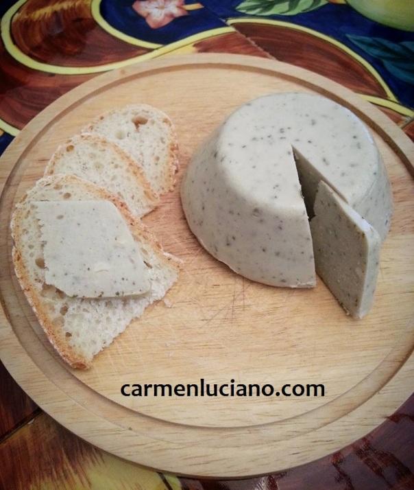formaggio vegetale