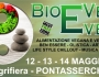 °° Nuove Conferenze al Bio E Veg Event – 12/13/14 Maggio @ Pontasserchio(PI)