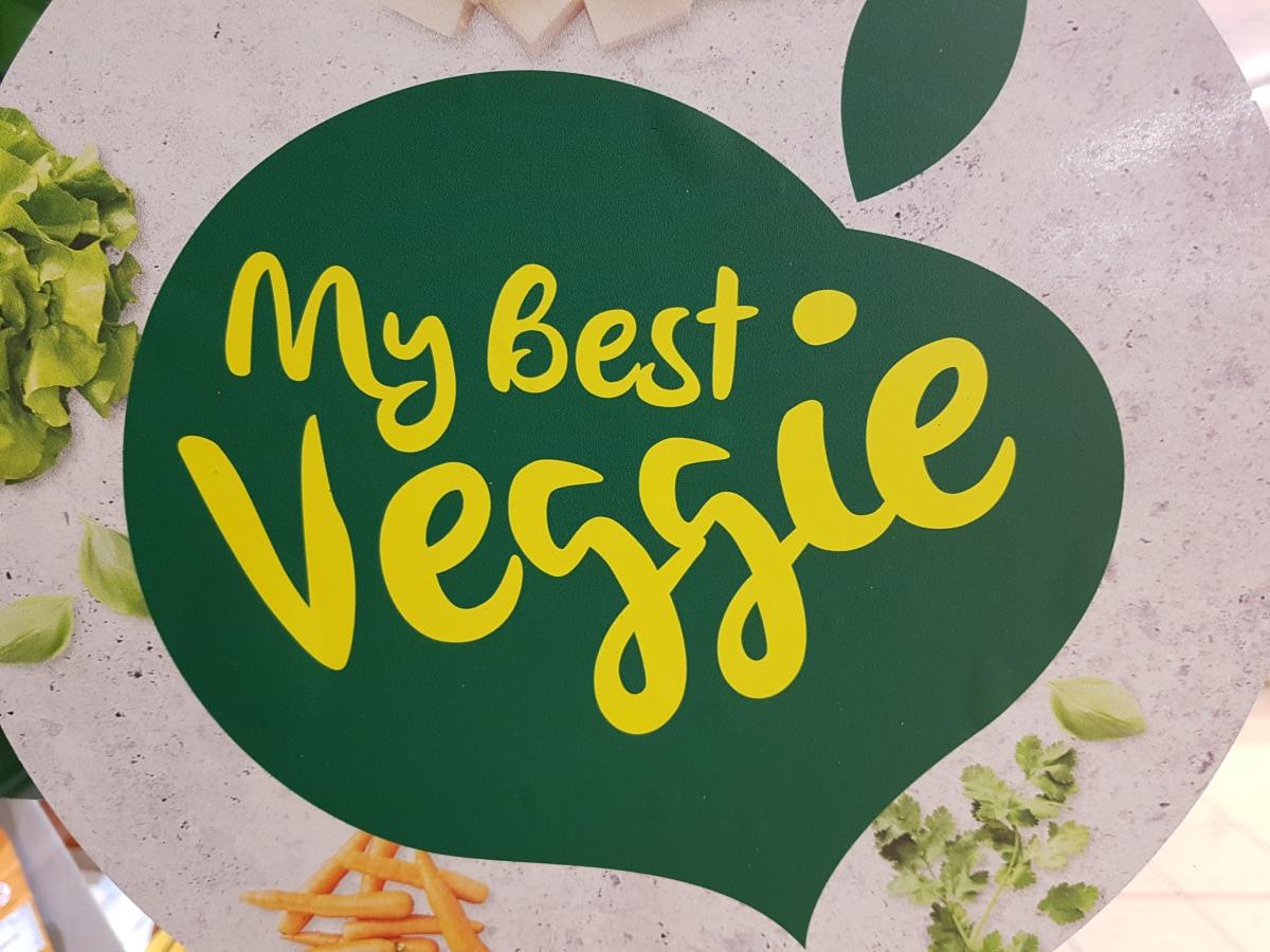 °°My Best Veggie: Foto e Dettagli della Nuova Linea di Prodotti Vegani & Vegetariani LIDL°°