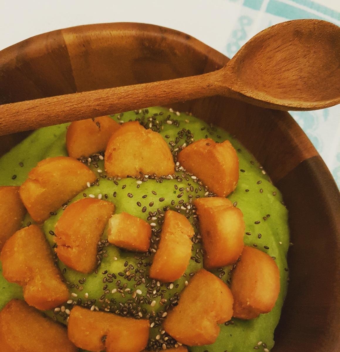 °°[Ricetta] Purè di Patate e Broccoli con Crostini°°