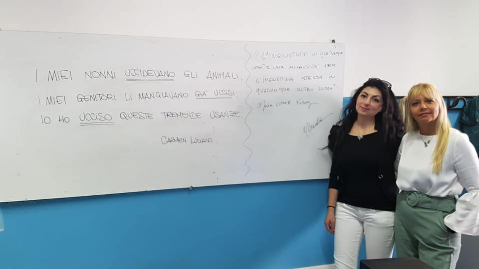 lezione nelle scuole 2